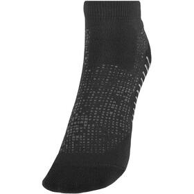 asics Ultra Comfort Quarter Socks, nero